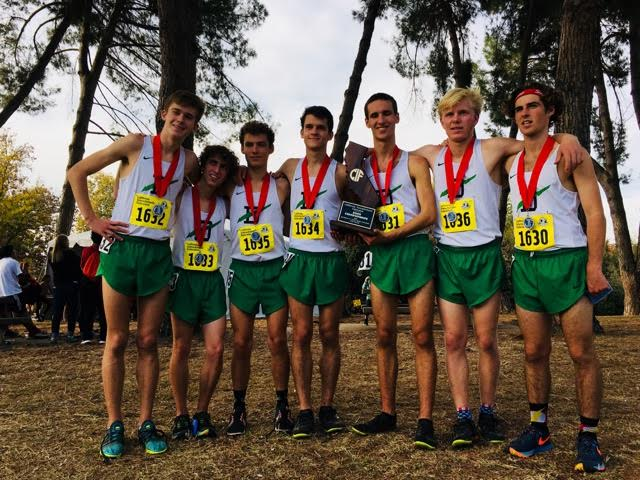 The+boys+pose+after+placing+second+at+state+championships.