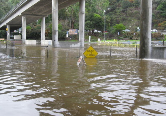 San Mateo experienced flooding in 2017, something they believe Exxon is partially responsible for