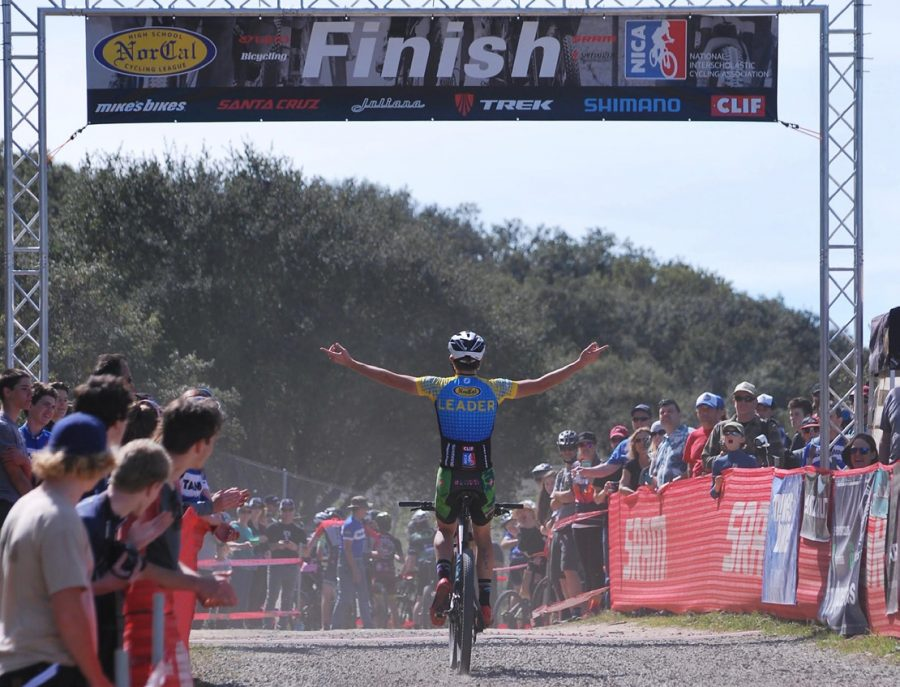 Fryer finishes first at the second NorCal race of the season.