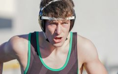 Wrestling rallies back, finishes second in league