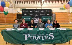 Pirates anticipate collegiate play next fall