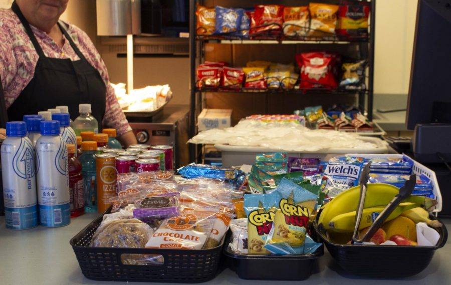 Canteen creates buzz among students