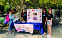 Daraja club members participate in Club Day on September 18th.