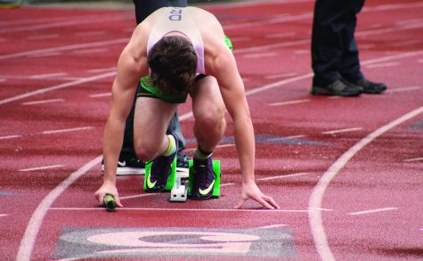 Marin county track and field sets high expectations with first meet