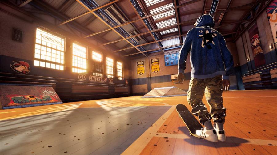 Tony Hawk's Pro Skater Slides into 2020
