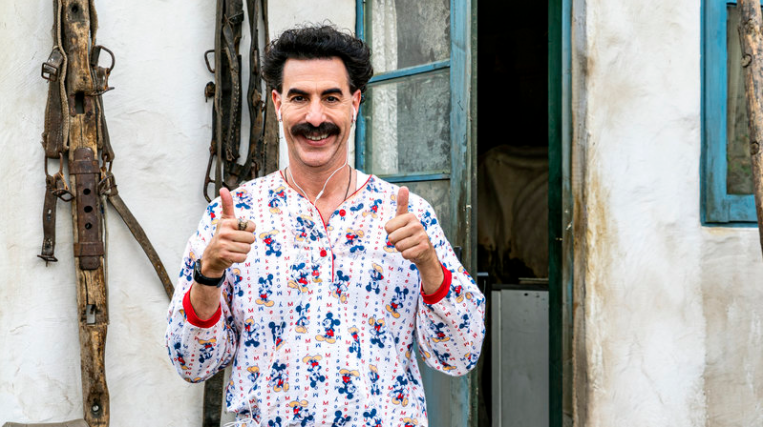 Borat (2) keeps true to its roots and leaves viewers falling into confusion.