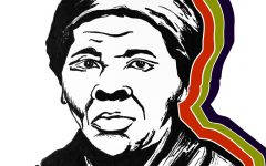 An illustration of Harriet Tubman, a fierce abolitionist and one of history's most powerful figures.
