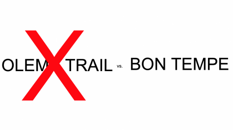 """Just as the name change process is concluding, """"Olema Trail"""" is removed from the top two finalists."""