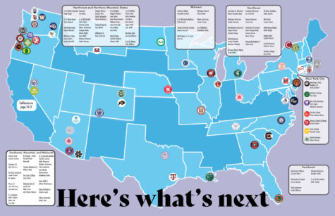 Senior Map