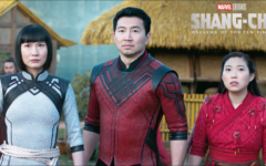 Shang-Chi (Simu Liu), Katy (Awkwafina) and Xialing (Meng'er Zhang) star in Shang-Chi, the latest movie in the Marvel Cinematic Universe, and the first featuring an almost entirely Asian-American cast.